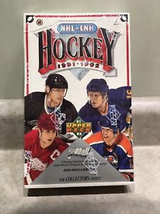 1991-92 Upper Deck Hockey  Cards Low Series