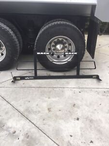 Back rack for Chevy or Gmc 1500/2500hd pickup trucks