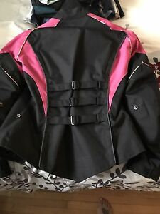 Ladies XS Joe Rocket motorcycle jacket