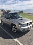 Subaru Forester XT Luxury 2004 MY05 Sheidow Park Marion Area Preview