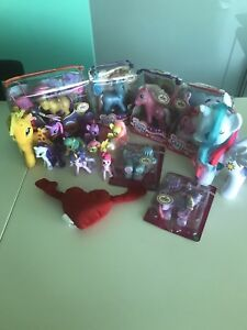My little pony some BNIB