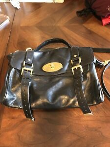 Authentic Mulberry Alexa leather purse