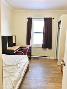 Male residence, all inclusive, cross the road of MUN residence