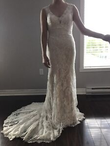 Allure Wedding Dress for Sale!