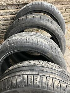 225/45/18 Pirelli Sotto Zero Run Flat