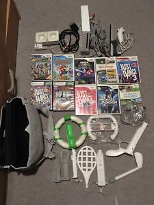 Wii combo(Console+Game+Accessories)