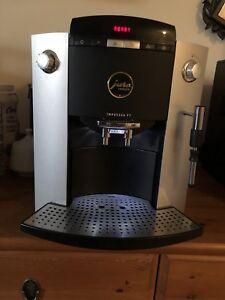 Jura capresso impressa F7 fully automatic espresso machine