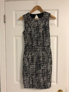 Fitted Dress Size 6 H&M