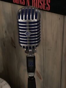 Microphone old style look Shure Super 55 only 200$