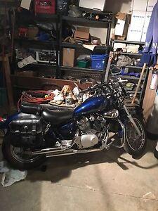 2013 Yamaha V-Star 250cc