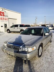 2007 Mercury.  Grand Marquis fully loaded
