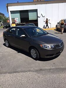 2010 Kia Forte Low KMS (hail damage)