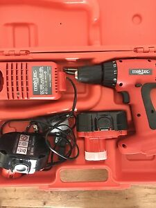 Maktec Rechargeable Drill St Andrews Campbelltown Area Preview