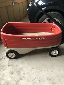 Kids Radio Flyer Wagon