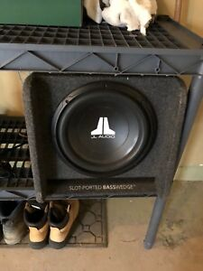 JL Audio Subwoofer 12inch asking $ 300