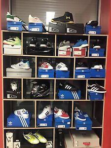 Adidas, New balance, Under armour, Nike shoes brand new