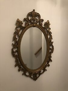 Antique Cinderella Mirror