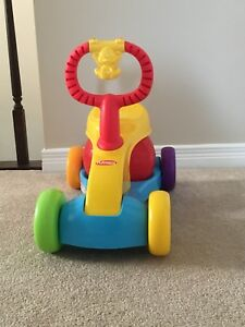 Playskool poppin' bounce and ride
