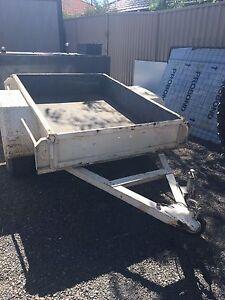 4x4 trailer Miners Rest Ballarat City Preview