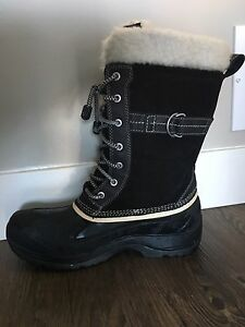 Windriver Snowcap Water-resistant Winter Boots
