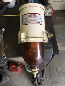 RACOR DIESEL FUEL FILTER