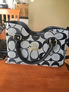 Coach purse large