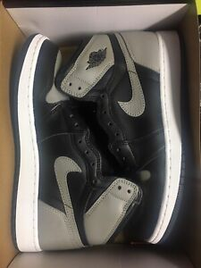 Jordan 1 shadow size 7Y