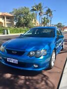 2004 Ford Falcon XR6 BA Auto Winthrop Melville Area Preview