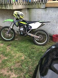 2004 Kx 250f only 1600 if gone today will be deleted