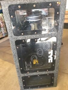 """Alpine amp and 10""""subs"""