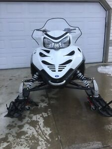 2013 Polaris iq shift 550