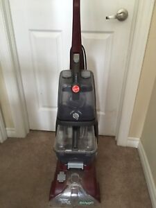 Hoover steam cleaner only bought 4 months ago