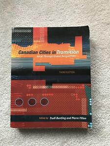 Canadian Cities in Transition