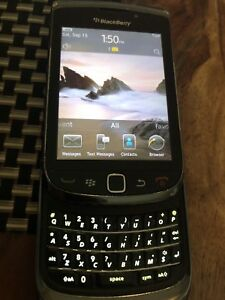 Blackberry Torch 9800 unlocked and in very good condition