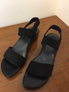 Stuart Weitzman Bandito Sandals, Size 8