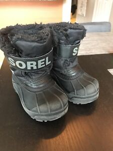 Toddler Sorel Winter Boots - Size 8