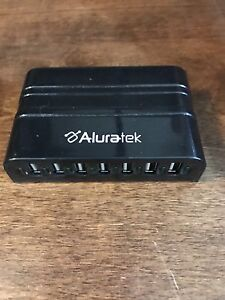 Aluratek 7-port USB Hub