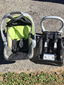 Baby trend car seat.