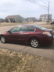 Nissan Altima special addition