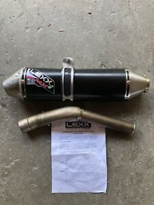 exhaust yamaha 250/450 !