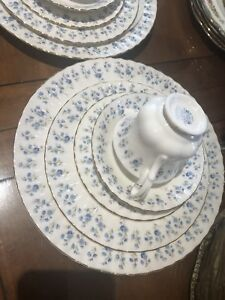 Royal Albert Memory Lane dishes cup saucer