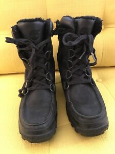 Timberland youth size 5.5 boys boots