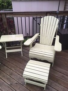FS: Adironack Chair set