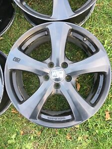"""4 mags MSW by OZ 18"""" 5x112mm"""