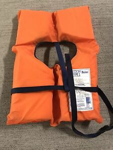 Adult life jacket pfd type 1 Redcliffe Redcliffe Area Preview
