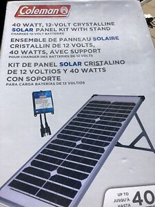 SOLAR PANEL and AUTOMOTIVE/COMMERCIAL BATTERY