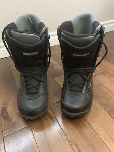 Ride snowboard boots Size10 women