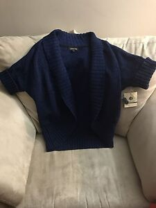 Brand new Jessica shrug/cardigan