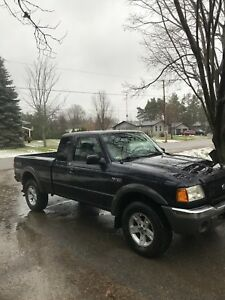 2002 Ford Ranger XLT AS-IS