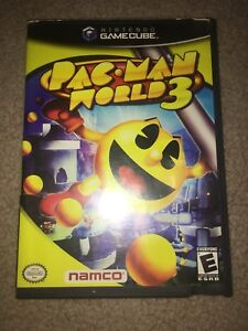 PAC-MAN World 3 for GameCube